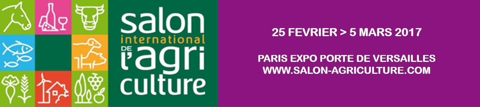 Salon de l 39 agriculture 2017 paris actualit s for Salon de paris 2017