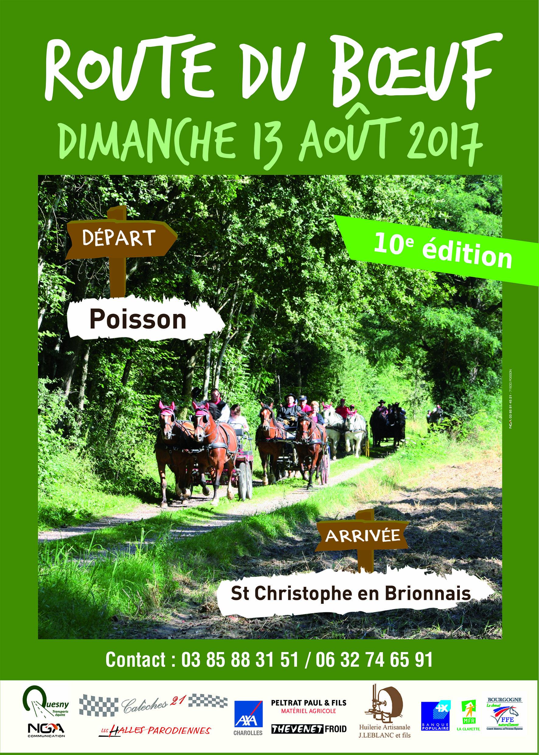 foto de Route du boeuf - Actualités