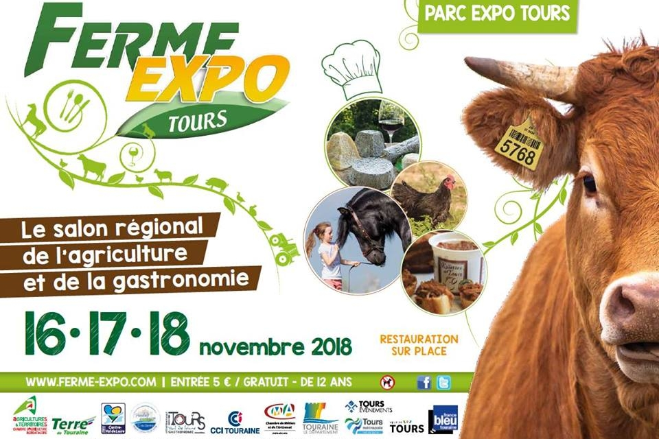 Salon Ferme Expo Tours